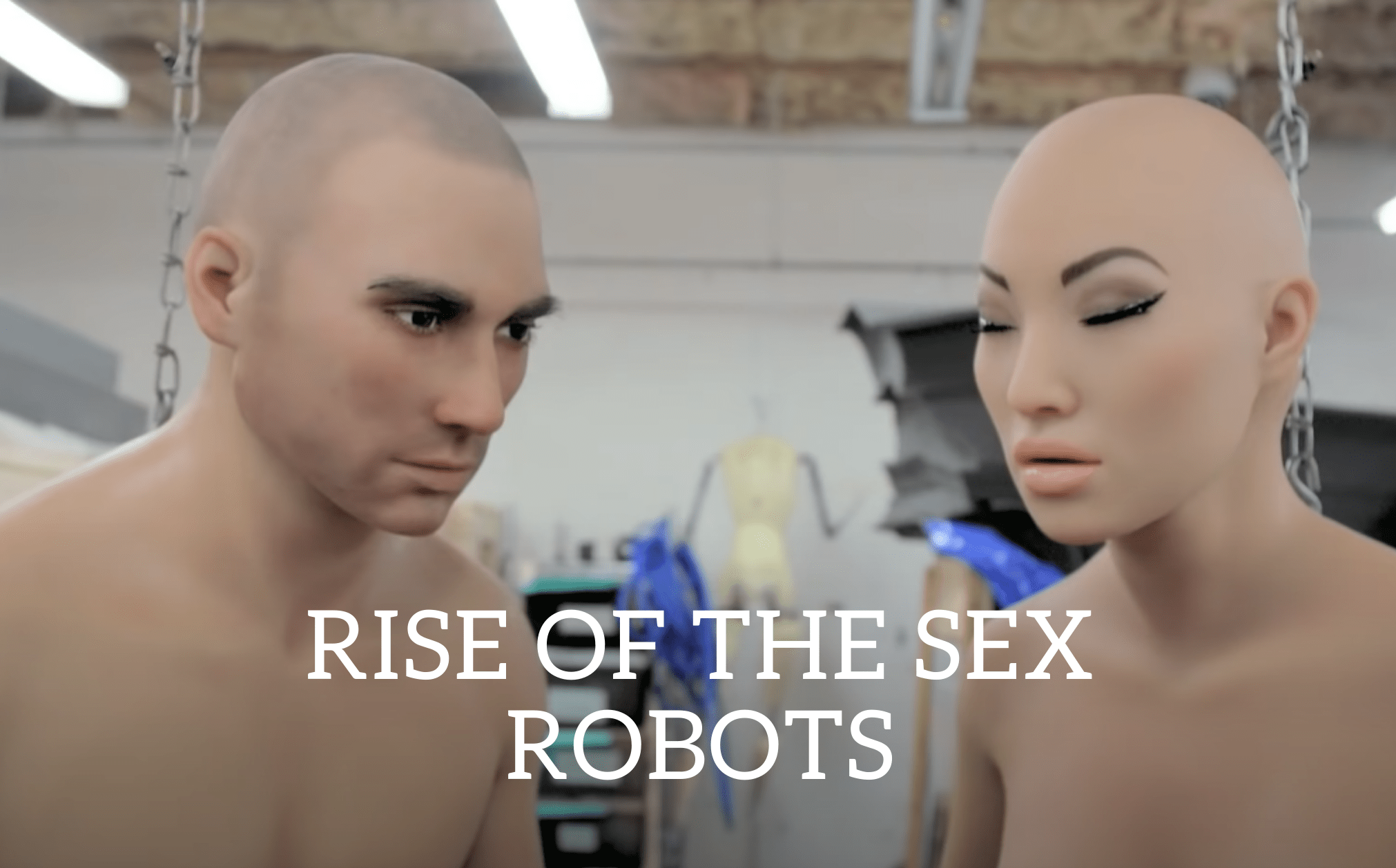 Rise of the Sex Robots