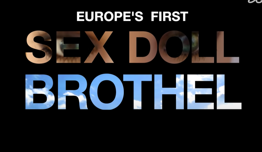 The first sex doll brothel in Europe – Barcelona